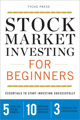 Stock Market Investing for Beginners by Tycho Press from Vearsa in Finance & Investments category