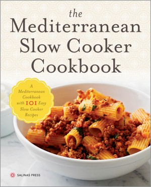 The Mediterranean Slow Cooker Cookbook by Salinas Press from Vearsa in General Novel category