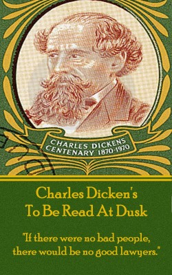 To Be Read At Dusk by Charles Dickens from Vearsa in General Novel category