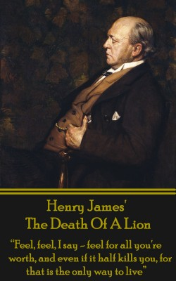 The Death Of A Lion by Henry James from Vearsa in General Novel category