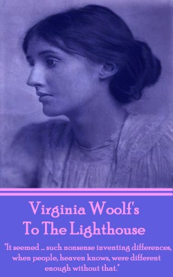 a theme of overcoming the permanence of death in to the lighthouse by virginia woolf