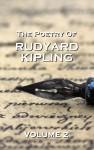 The Poetry Of Rudyard Kipling Vol.2 by Rudyard Kipling from Vearsa in General Novel category