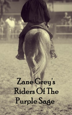 Riders Of The Purple Sage by Zane Grey from Vearsa in General Novel category
