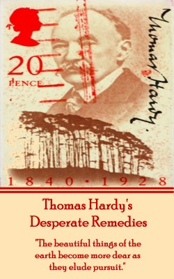 Desperate Remedies, By Thomas Hardy by Thomas Hardy from Vearsa in General Novel category