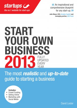 Start Your Own Business 2013 by startups.co.uk from Vearsa in Finance & Investments category