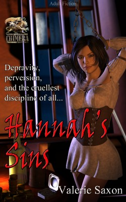 Hannah's Sins by Valerie Saxon from Vearsa in General Novel category