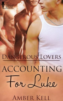 Accounting for Luke by Amber Kell from Vearsa in Romance category