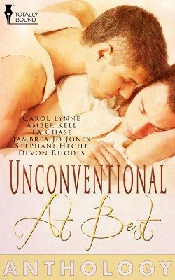 Unconventional at Best by Carol Lynne from Vearsa in Romance category