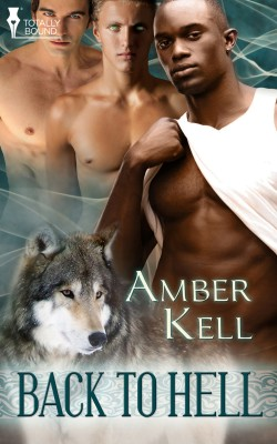 Back to Hell by Amber Kell from Vearsa in Romance category