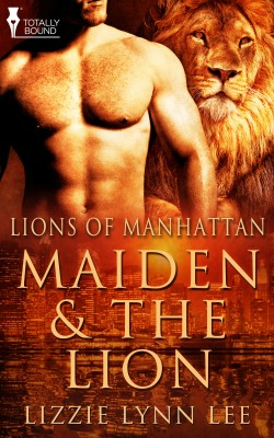Maiden and the Lion by Lizzie Lynn Lee from Vearsa in Romance category