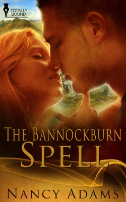 The Bannockburn Spell by Nancy Adams from Vearsa in Romance category