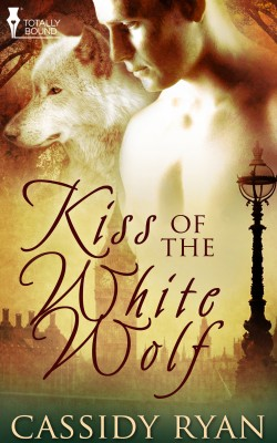 Kiss of the White Wolf by Cassidy Ryan from Vearsa in Romance category