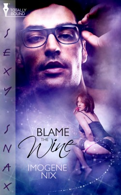 Blame the Wine by Imogene Nix from Vearsa in Romance category