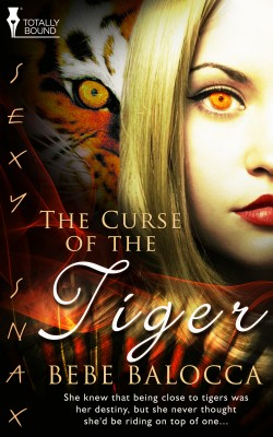The Curse of the Tiger by Bebe Balocca from Vearsa in Romance category