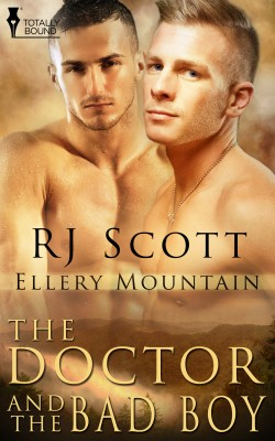 The Doctor and the Bad Boy by RJ Scott from Vearsa in Romance category