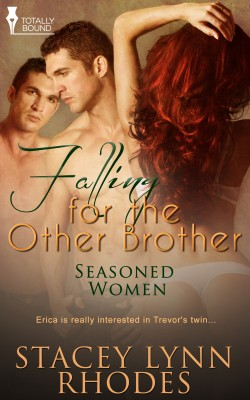 Falling For the Other Brother by Stacey Lynn Rhodes from Vearsa in Romance category