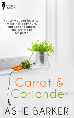Carrot and Coriander by Ashe Barker from Vearsa in Romance category