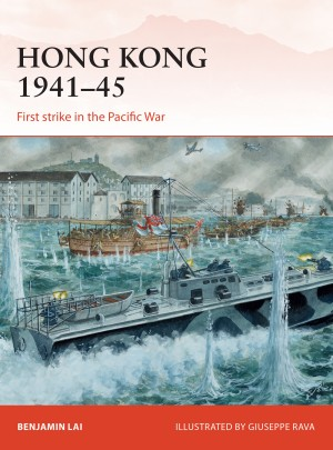 Hong Kong 1941–45 by Benjamin Lai from Vearsa in History category