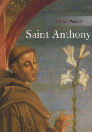 A Little Book of Saint Anthony by Don Mullan from Vearsa in Religion category