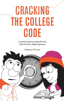 Cracking the College Code by Catherine O'Connor from Vearsa in General Novel category