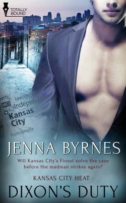 Dixon's Duty by Jenna Byrnes from Vearsa in Romance category