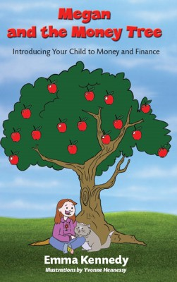 Megan and the Money Tree by Emma Kennedy from Vearsa in Teen Novel category