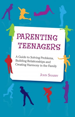 Parenting Teenagers by John Sharry from Vearsa in Teen Novel category