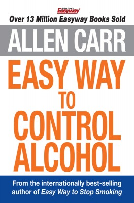 Allen Carr's Easy Way to Control Alcohol by Allen Carr from Vearsa in Lifestyle category