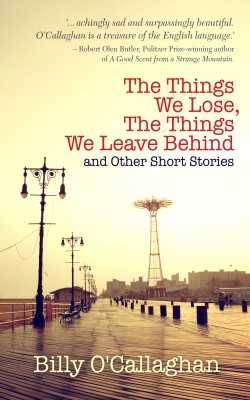 The Things We Lose, The Things We Leave Behind by BIlly O'Callaghan from Vearsa in General Novel category