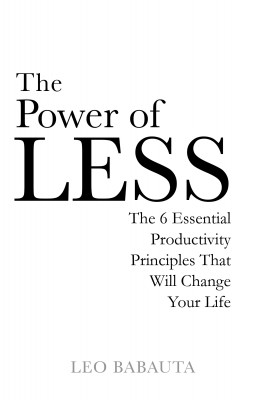 The Power of Less by Leo Babauta from Vearsa in Lifestyle category