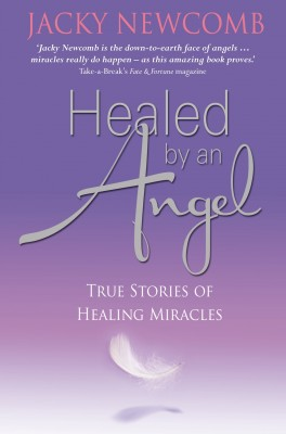 Healed by an Angel by Jacky Newcomb from Vearsa in Religion category