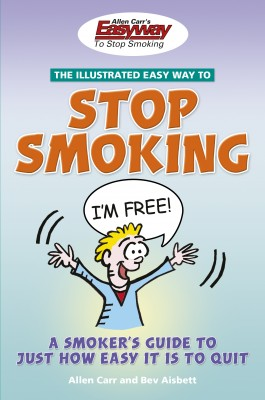 Allen Carr's Illustrated Easyway to Stop Smoking by Allen Carr from Vearsa in Lifestyle category