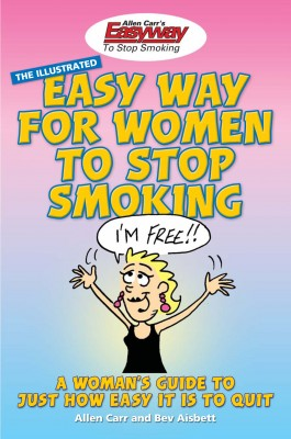 Allen Carr's Illustrated Easyway for Women to Stop Smoking by Allen Carr from Vearsa in Lifestyle category