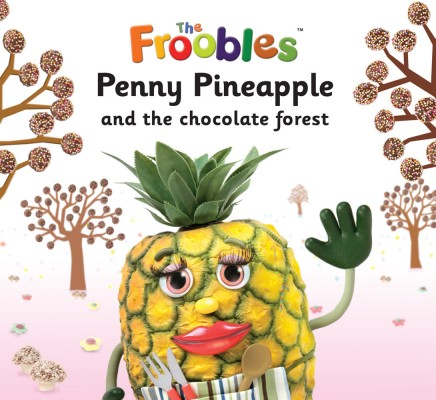 Penny Pineapple and the chocolate forest by Ella Davies from Vearsa in Teen Novel category
