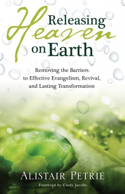 Releasing Heaven on Earth by Alistair Petrie from Vearsa in Religion category