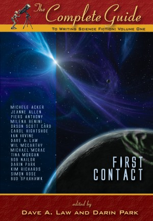 The Complete Guide to Writing Science Fiction: V1 by Darin Park from Vearsa in General Novel category