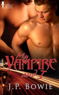 My Vampire and I by J.P. Bowie from Vearsa in Romance category