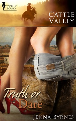 Truth or Dare by Jenna Byrnes from Vearsa in Romance category