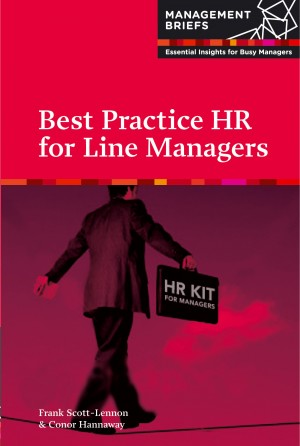 HR for Line Managers - Best Practice by Conor Hannaway from Vearsa in Finance & Investments category