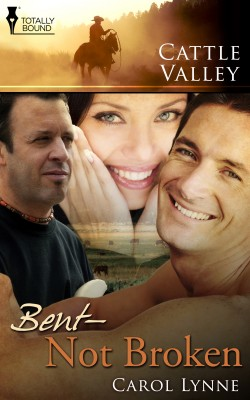 Bent, Not Broken by Carol Lynne from Vearsa in Romance category