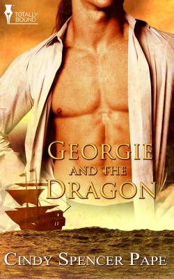 Georgie and the Dragon by Cindy Spencer Pape from Vearsa in Romance category