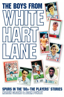 The Boys From White Hart Lane by Adam  Powley from Vearsa in Sports & Hobbies category