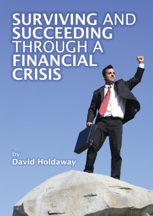 Surviving and Succeeding Through a Financial Crisis by David Holdaway from Vearsa in Religion category
