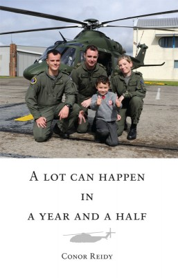 A Lot Can Happen In A Year And A Half by Conor Reidy from Vearsa in Autobiography & Biography category