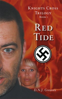 Knights Cross Trilogy - Book 1 -  Red Tide by D.N.J.  Greaves from Vearsa in General Novel category