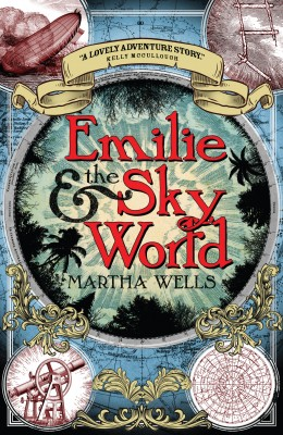 Emilie and the Sky World by Martha Wells from Vearsa in Teen Novel category
