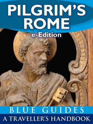 Pilgrim's Rome: A Blue Guide Travel Monograph  by A. B. Barber from Vearsa in Travel category