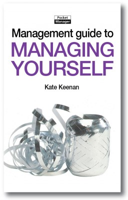 The Management Guide to Managing Yourself by Kate Keenan from Vearsa in Religion category
