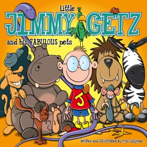 Little Jimmy Getz: He Collects The World's Most Wonderful Pets! by Kris   Lillyman from Vearsa in Teen Novel category