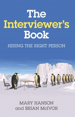 The Interviewer's Book by Brian McIvor from Vearsa in Finance & Investments category